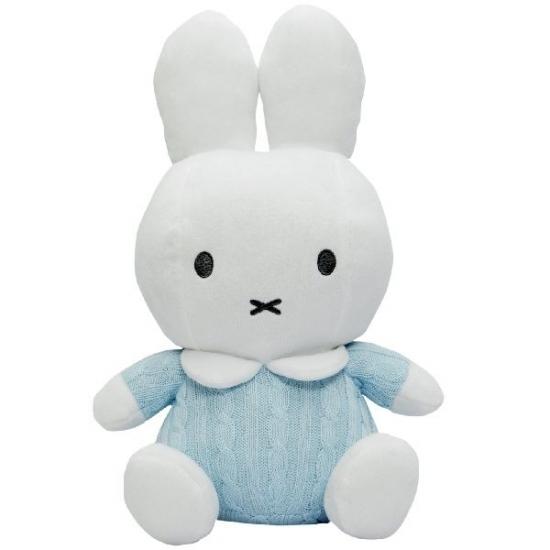 Baby Nijntje knuffeltje blauw 40 cm