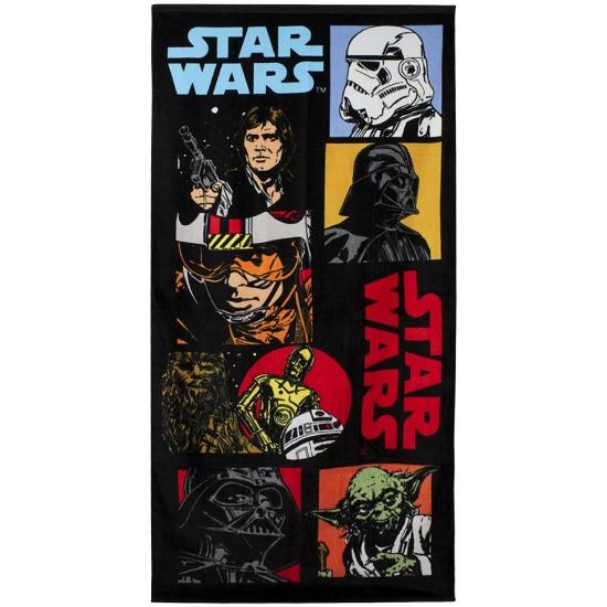 Badhanddoek van Star Wars 70 x 140 cm