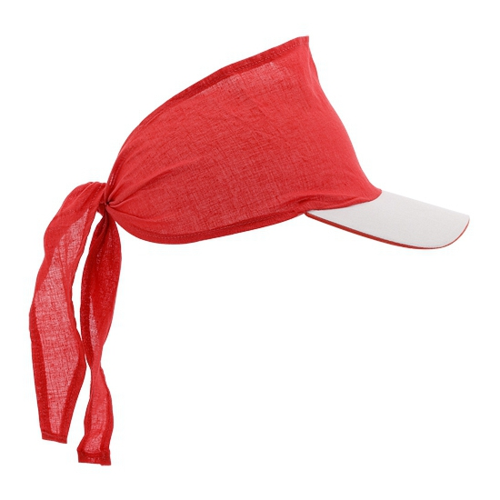 Bandana caps rood