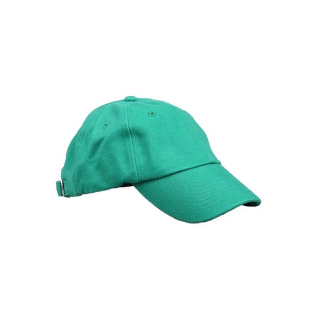 Baseballcaps in groene kleur