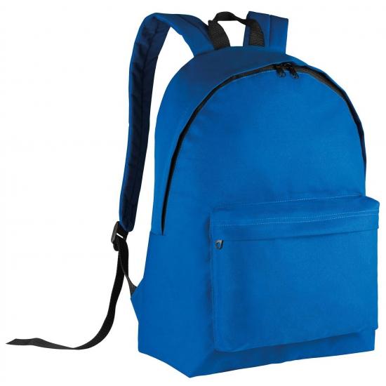 Blauwe rugtas voor kinderen 38 cm
