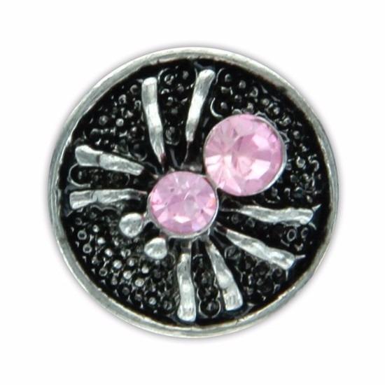 Chunks met roze spin 1,8 cm