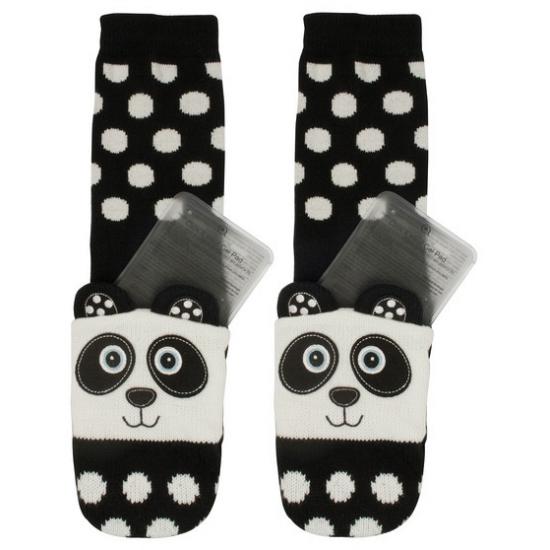 Gel sokken pandabeer voor kids