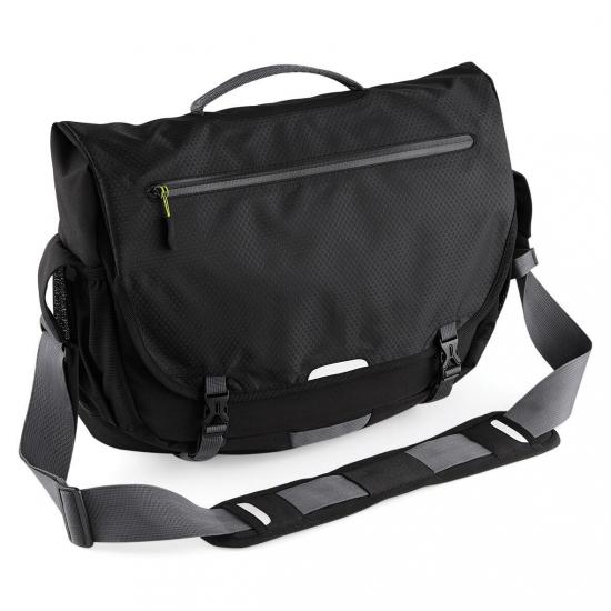 Handige schouder laptoptas 30 liter