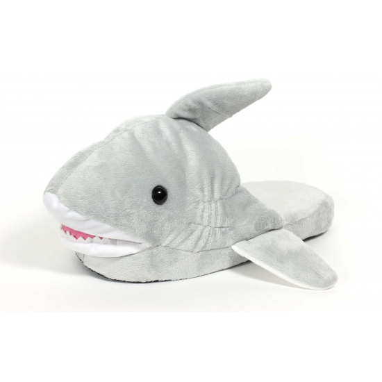 Kinder dieren pantoffels haai