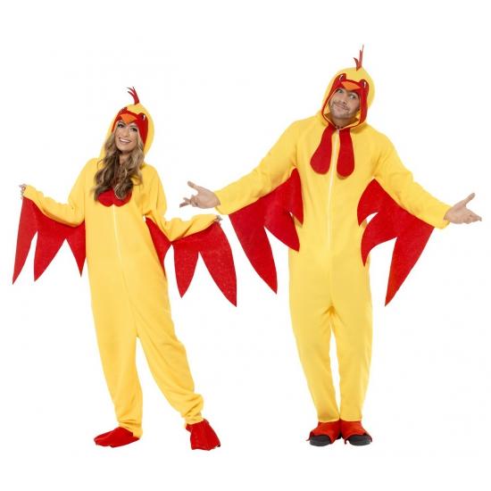 Kippenpak verkleedkleding