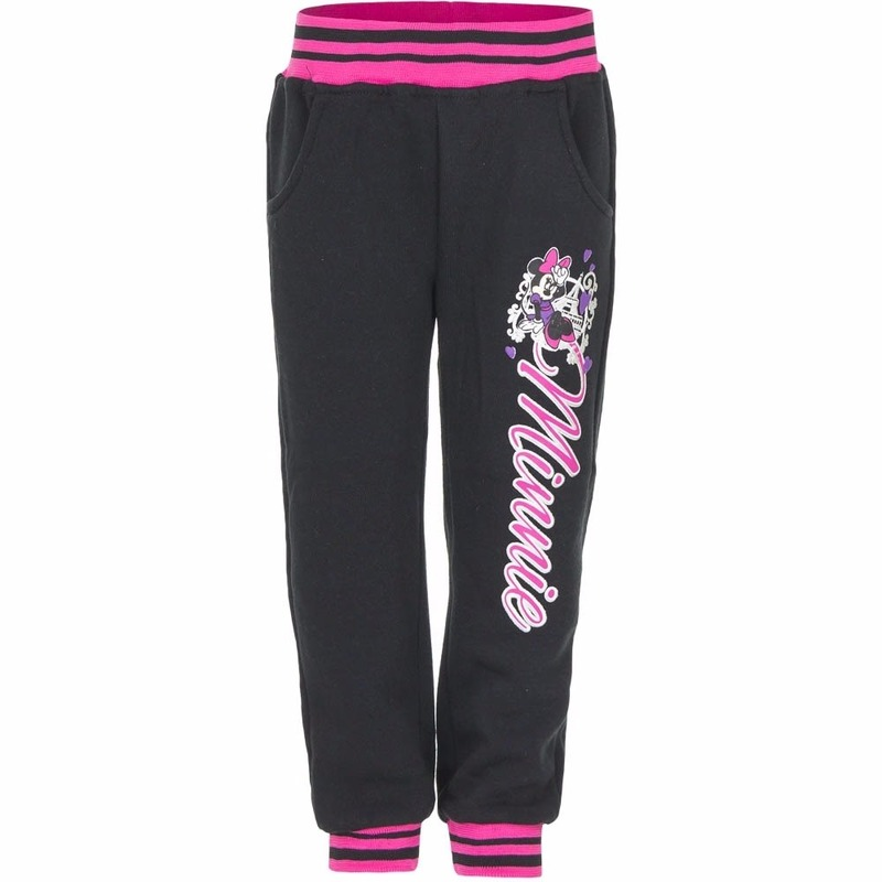 Minnie Mouse trainingsbroek zwart