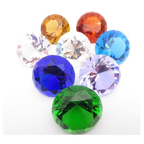 Mooie decoratie diamanten 4 cm