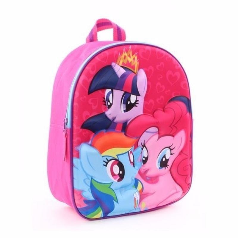 My little pony 3D rugzak voor meisjes