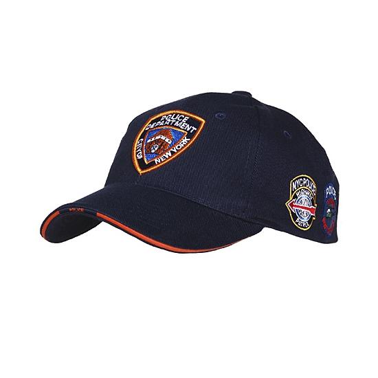 NYPD blauwe pet