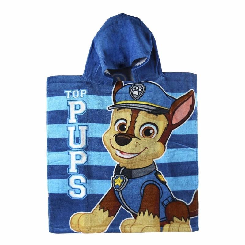 Paw Patrol handdoek cape