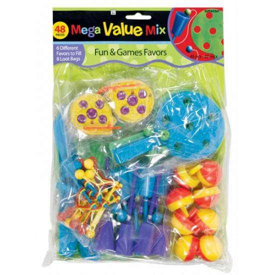 Speelgoed Grabbelton Set 24 Stuks Fashionstore kopen