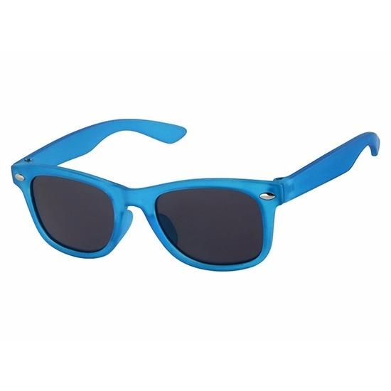 Voordelige blauwe jongens zonnebril 1-2 jaar