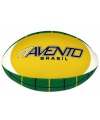 Groene rugby bal