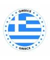 Griekenland thema bierviltjes
