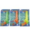 Gekleurde waterpistolen 28,5 x 12 x 4 cm