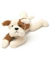 Pluche Terrier hond 27 cm