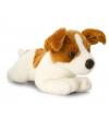 Knuffel hond Jack Russel 30 cm