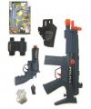 Politie speelgoed set zes-delig