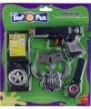 Politie speelgoed setjes