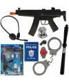 FBI agent speelgoed setje 1