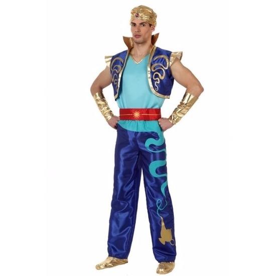 Afbeelding van 1001 nacht kleding Genie heren