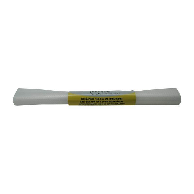 2x Rubberen mat met antislip 150 x 50 cm