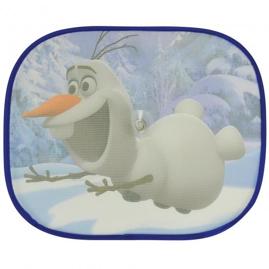 Autoraam schermen Frozen Olaf