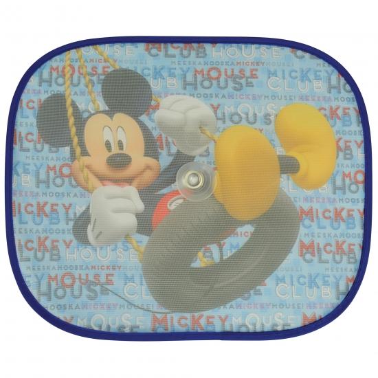Autoraam schermen Mickey Mouse