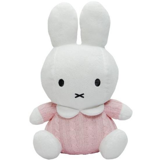 Baby Nijntje knuffeltje roze 40 cm