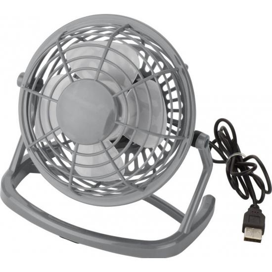 Bureau ventilator met USB