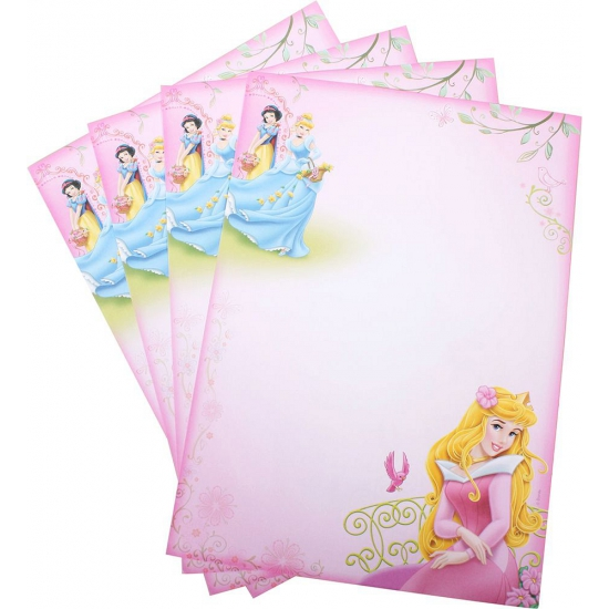 Disney Princess A4 papier 20 vellen