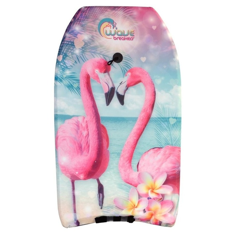 Flamingo speelgoed bodyboard 83 cm