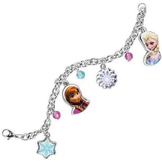 Frozen sieraden bedel armband Anna-Elsa voor meisjes