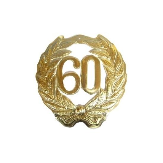 Gouden krans 60 jaar