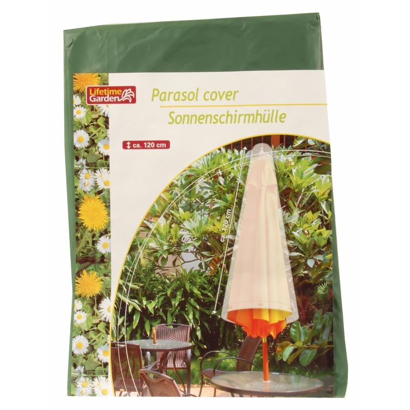 Groene parasolhoes 120 cm Lifetime Garden