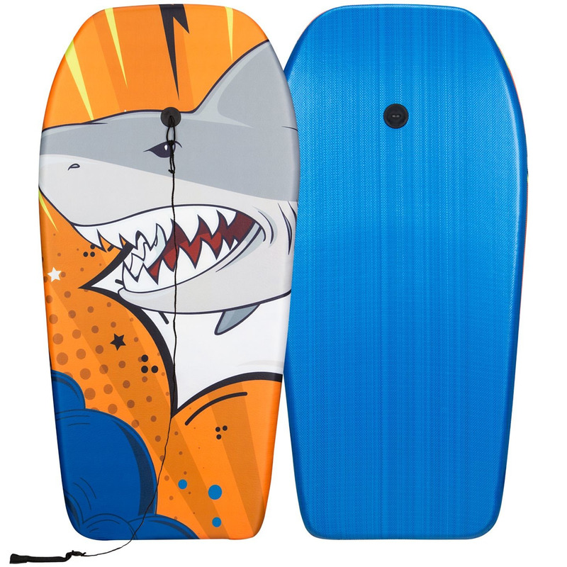 Haaien speelgoed zwem bodyboard 93 cm voor jongens-meisjes-kinderen