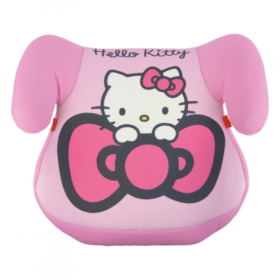 Hello Kitty zitverhoger roze