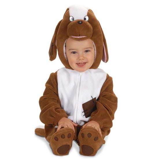 Honden kostuums voor baby's 6mnd