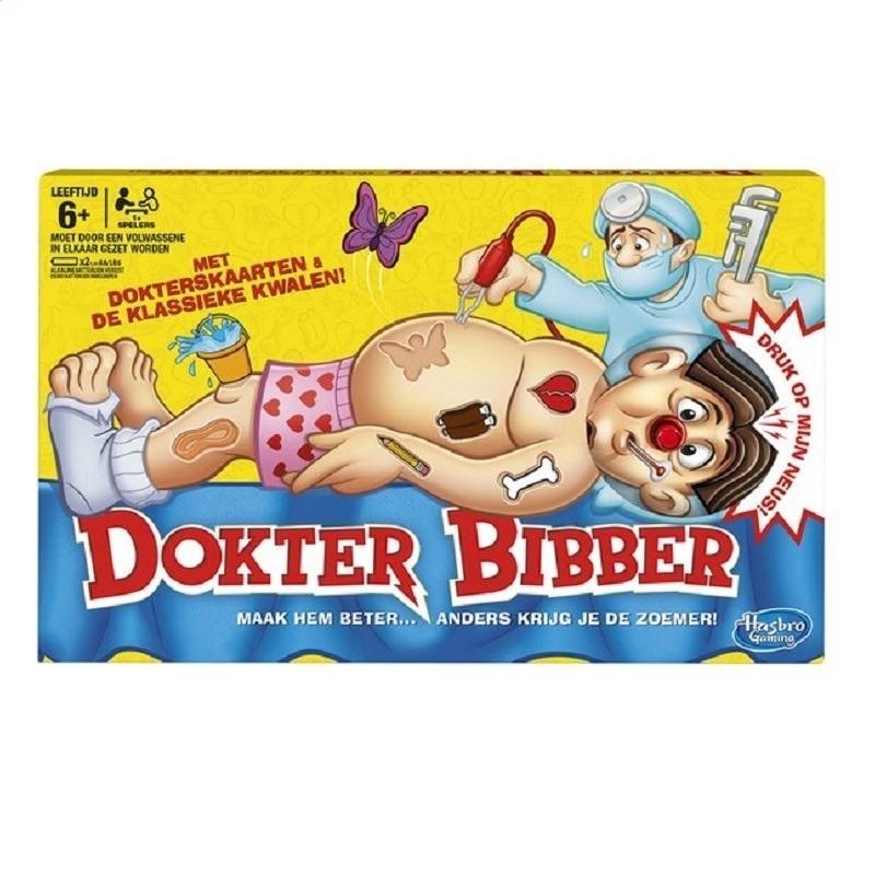 Kinderspeelgoed Spel Dokter Bibber
