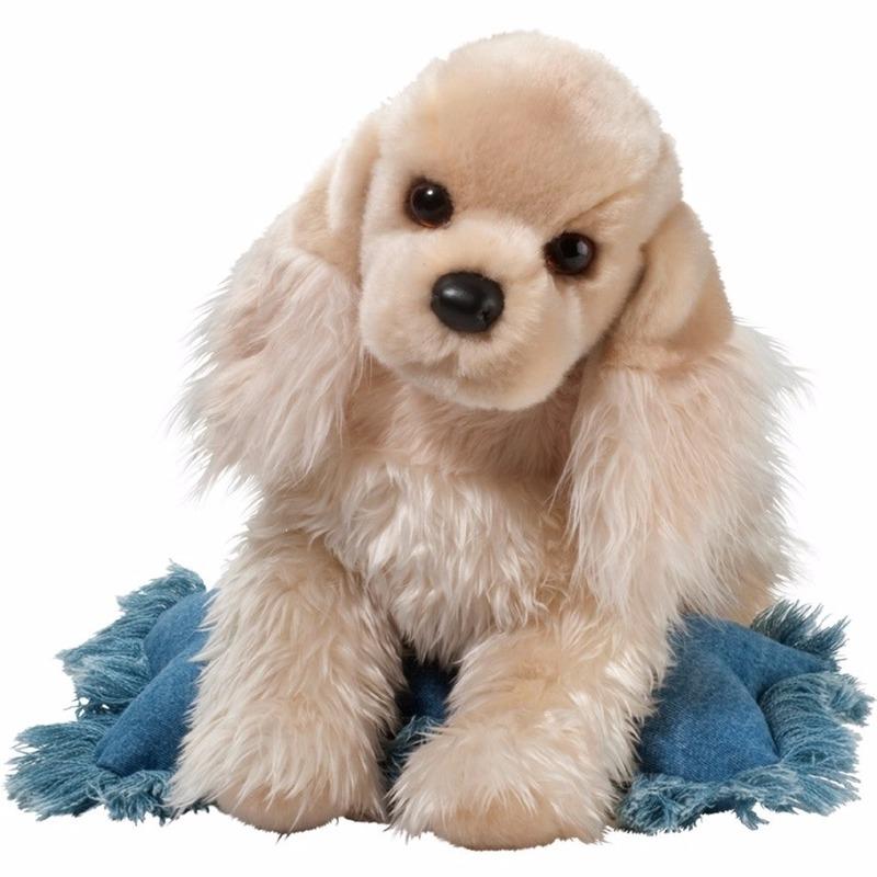 Knuffeldier Cocker Spaniel hondje 41 cm