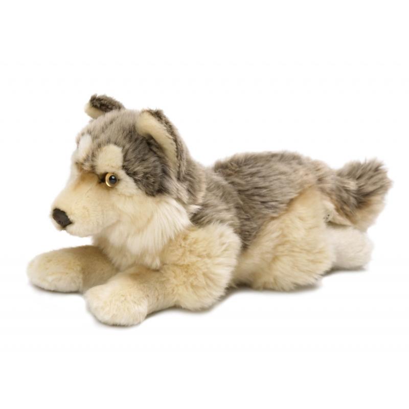 Knuffeldier wolf 25 cm