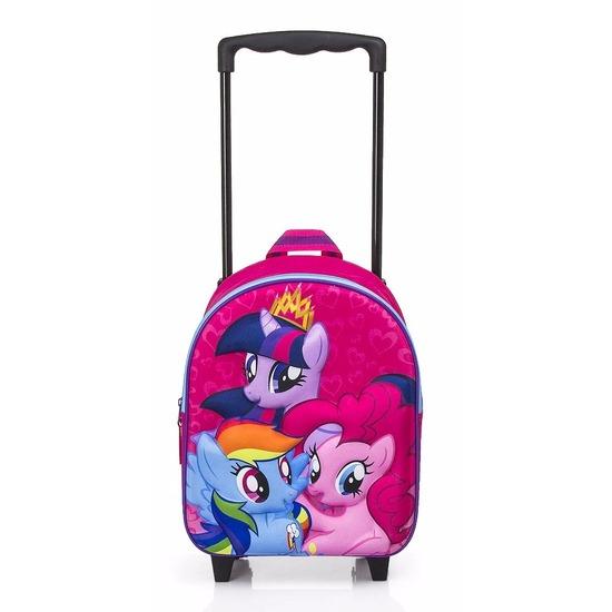 My Little Pony 3D trolley koffer / rugzak