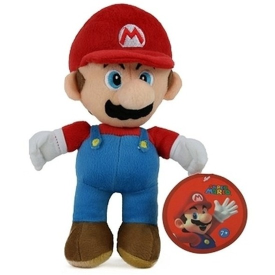 Nintendo Super Mario knuffel pop 30 cm speelgoed