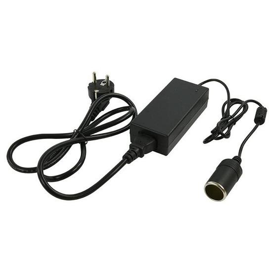 Omvormer 230V 12V 60W-5Amp