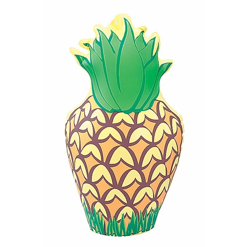 Opblaasbaar fruit ananas