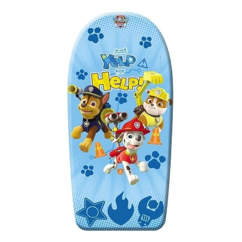 Paw Patrol speelgoed zwem bodyboard 84 cm