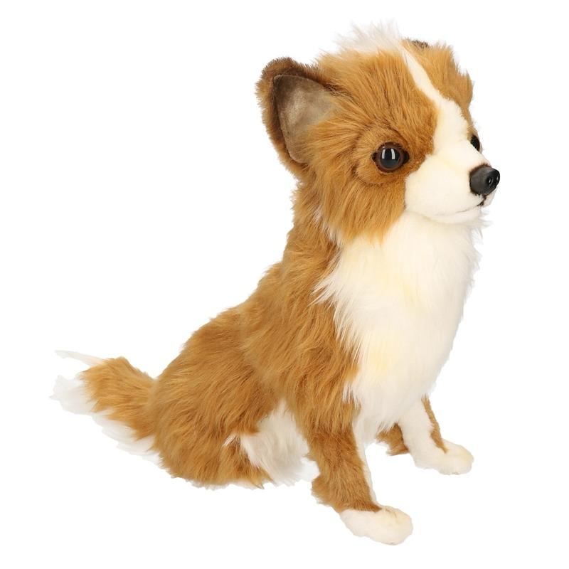 Pluche Chihuahua knuffeldier hondje 31 cm