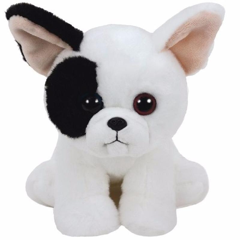 Pluche honden-puppies Ty Beanie Classic Marcel 33 cm