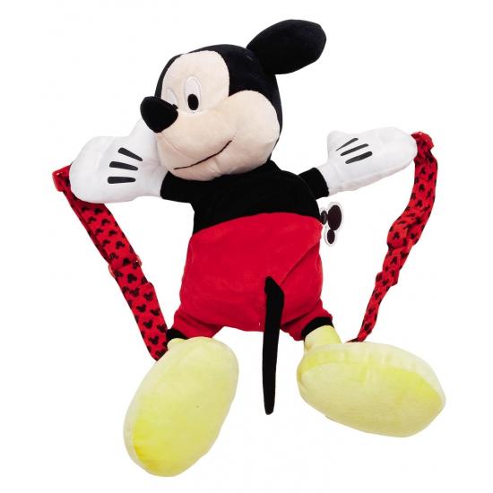 Pluche Mickey Mouse rugtassen